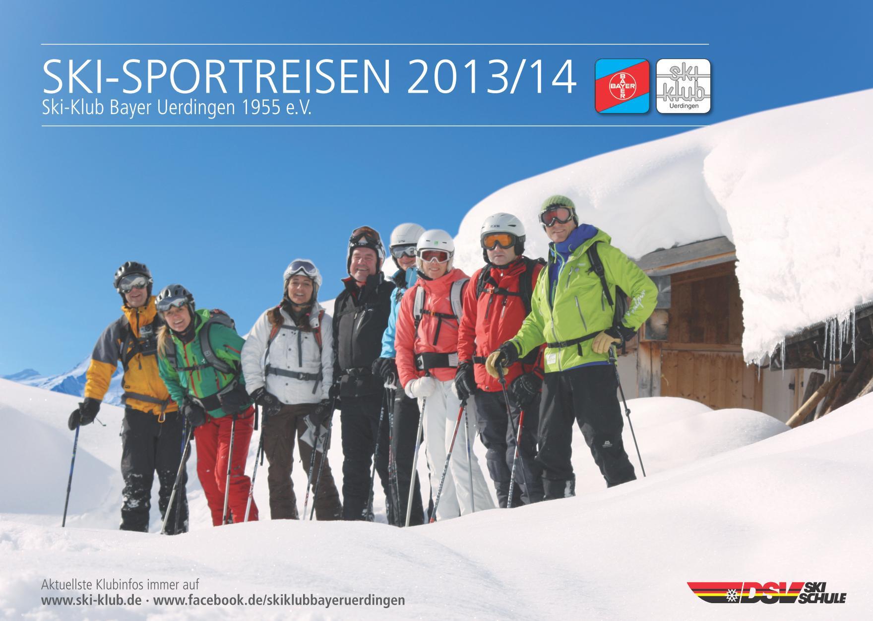 Ski-Klub Aktuell 01